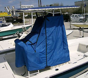 T-Top Console Cover for 18' (or less) Boat