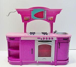 Barbie Kitchen Sets