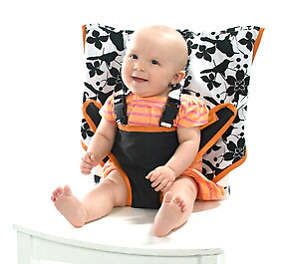My little Seat Baby portable chair chaise voyage bebe