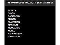 Warehouse Project- Skepta + more 1/9/16