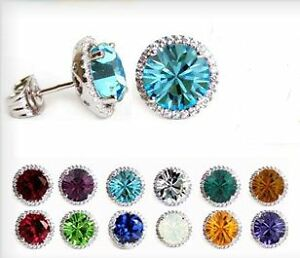 Brand New - Swarovski Elements Earrings London Ontario image 2
