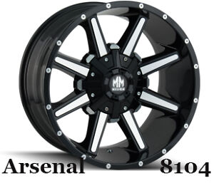 Untouchable prices on ALL MAYHEM RIMS now @ Trucks Plus!!