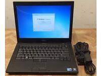 Dell Latitude E6410 laptop Intel 2.67ghz Core i5 processor