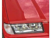 E36 BMW 3 series Chrome Angel Eyes headlights