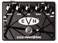 Van Halen MXR EVH 5150 Overdrive Pedal - simply the best