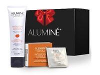 ALUMINE GIFT SET (Exfoliating Pumpkin Facial Scrub + Detoxifying Citrus C Facial Cleanser)