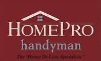 Home Pro Handyman Services