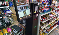 Bitcoin ATM vending machine (best rate/meilleur tarif)