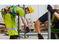 Labourers with Asbestos Awareness and Manual Handling - Fenchurch Street