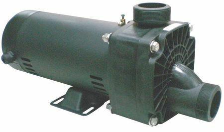 DAYTON 5PXG0 Jet Tub Pump,1.5HP,3450,115V