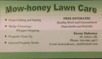 Mow-honey Lawn Care and Property Maintenance