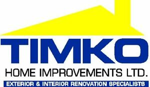 Contact TIMKO for Exterior Damages Roofing, & Vinyl siding