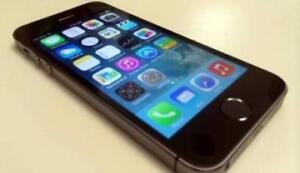 Unlocked Apple iPhone 5S (Black)