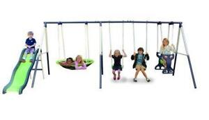 BRAND NEW IN BOX SWING SETS