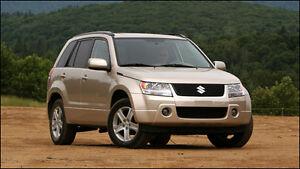 2007 Suzuki Grand Vitara JLX SUV