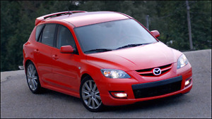 WANTED: 2008-09 MAZDASPEED3