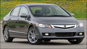 Looking to buy 2006 - 2011 Acura Csx w/ blown Engine