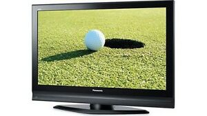 "Panasonic Viera 42"" HDTV with EZ Sync"