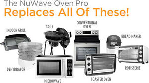 """""""Nuwave Pro"""" Infrared Counter Top Oven - NEW REDUCED London Ontario image 7"""