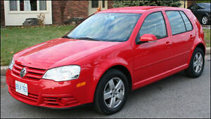Looking for 2008-2010 Volkswagen City Golf/Civic Automatic