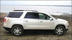 Saturn Outlook all wheel drive 2009