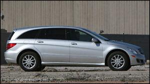 2007 Mercedes-Benz R-Class 3.0L CDI Wagon AWD (Turbo Diesel)