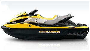 Sea Doo RXT-IS supercharged -