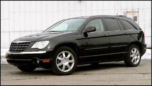 2007 Chrysler Pacifica LIMITED--AWD--SUNROOF--DVD-HDTV-LEATHER