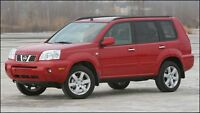 2005 Nissan X-trail VUS