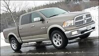 Dodge Ram 4x4 2009 and up