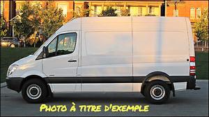 2010 Mercedes-Benz Sprinter 2500 **Moins cher au Canada!!**