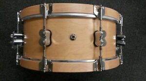 Dw pdp 14×6 maple snare with wood hoops