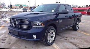 2012 Ram Sport quad cab NEW PRICE