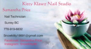 Acrylic Nails,Fills,Manicures&Pedicures