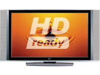 "Now available for collection LG 50"" HD Ready Tv"
