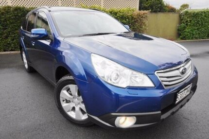 2010 Subaru Outback B5A MY10 3.6R AWD Premium Blue 5 Speed Sports Automatic Wagon Glenelg East Holdfast Bay Preview