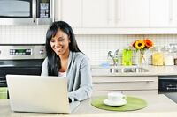 Need Some Extra Cash? Work From Home!