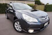 2012 Subaru Outback B5A MY12 2.0D AWD Premium Grey 6 Speed Manual Wagon Glenelg East Holdfast Bay Preview