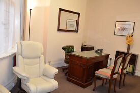 Spacious Harley Street Consulting/Therapy Rooms To Rent £55 per week