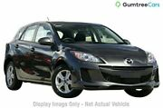 2013 Mazda 3 BL10F2 MY13 Neo Activematic Grey 5 Speed Sports Automatic Hatchback Rockingham Rockingham Area Preview