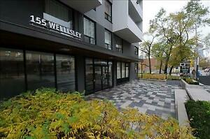 Jarvis and Wellesley: 155 Wellesley Street, 1BR