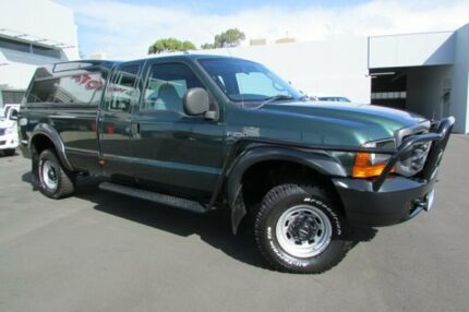 2002 Ford F250 RM XL (4x4) Grey 5 Speed Manual Super C/Chas
