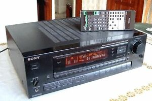 Sony STR D790 5.1 Channel Pro Logic Home Theater Stereo