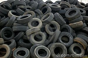 WANTED : USED TIRES