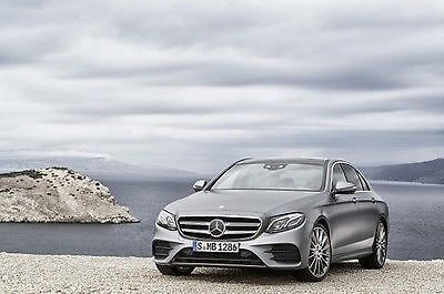 Der Mercedes E-Klasse