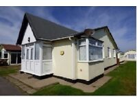 Holiday Chalet to let, Bridlington, No11 South shore