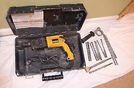 Dewalt dw566 sds rotary/hammer drill