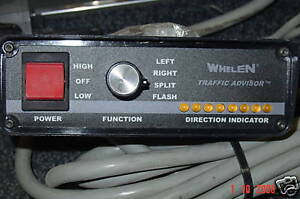 Whelen Traffic Advisor (Arrowstick)