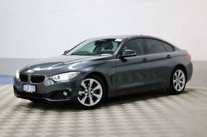 2014 BMW 420d F36 MY15 Gran Coupe Sport Line Mineral Grey 8 Speed Automatic Coupe
