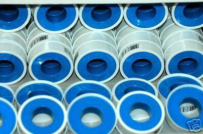 Teflon Tape 12 X 520 50 Rolls New 3 Mil Thick Mil Spec T-27730a